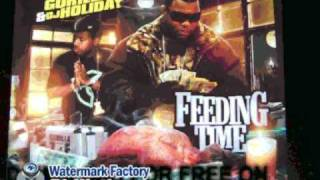 gorilla zoe - Rolling On A Bean (Feat. Yung - Feeding Time