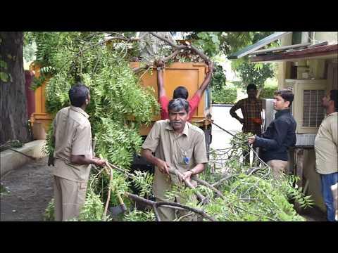 , E.S.L.Narasimhan Launched the Swatchata Hi Sewa