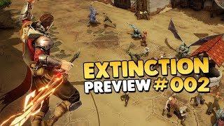 Let's Play Extinction - Preview • #002 [Gameplay][Deutsch][German]