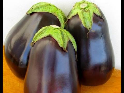 eggplant - Learn everything you need to know about selecting, storing, and preparing eggplant so that you feel confident enough to use this yummy veggie in your kitchen...