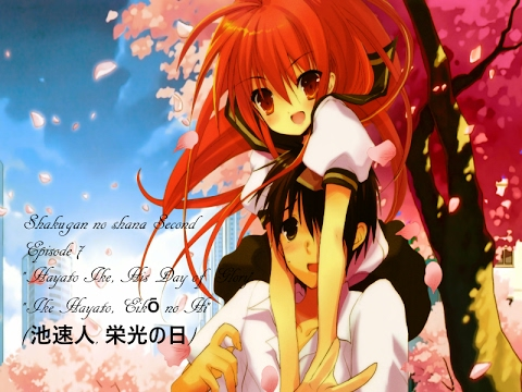 shakugan no shana Second Episode 7 english subs