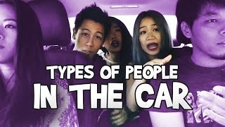 Video Types Of People In The Car MP3, 3GP, MP4, WEBM, AVI, FLV Desember 2018