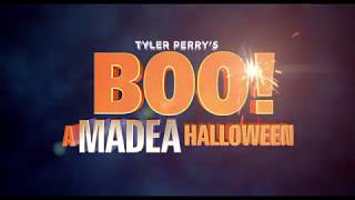 Madea, Bam, and Hattie venture to a haunted campground and the group must literally run for their lives when monsters, goblins, and the boogeyman are unleashed.Boo 2! A Madea Halloween opens at AMC Theatres October 20!