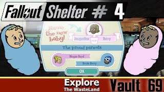 Vault 69 Making Babies! - Fallout Shelter Android walkthrough ...