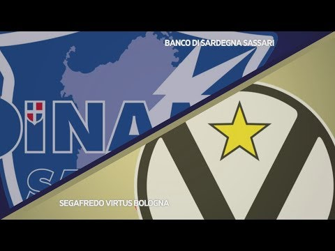 Virtus, gli highlights del match contro Sassari