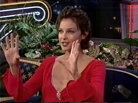 Ashley Judd   The tonight show Leno 1997 10 03