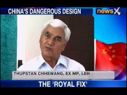 chinese - NewsX: Even as Indian officials play down the recent incursion by China in the Ladakh region, NewsX has accessed details of China's dangerous design that has...