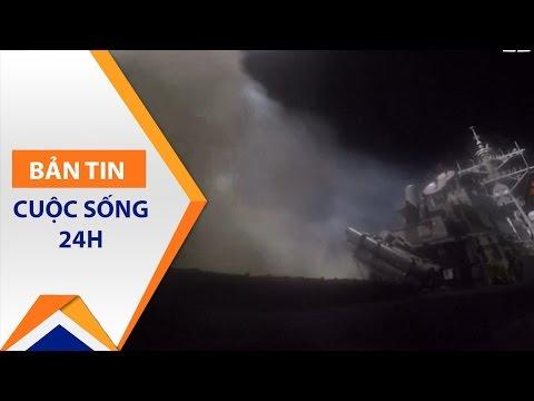 Mỹ đánh Syria: Nga và Iran chống lại Thế giới? | VTC - Thời lượng: 63 giây.
