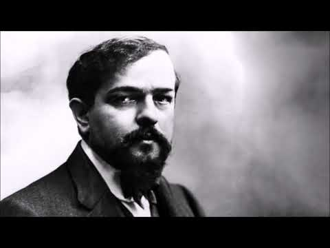 Debussy Plays Debussy - Clair De Lune (before 1913)
