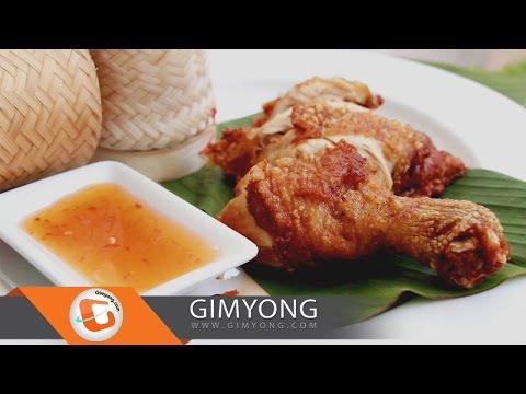 ไก่ทอดเซ็นทารา ไก่ชิ้นใหญ่  มาเต็ม น่องติดสะโพก และอกไก่