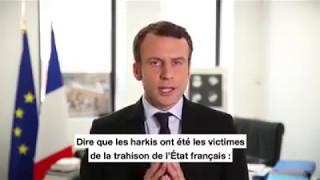 Video Macron  Algérie  صدق او لا تصدق الرئيس الفرنسى ماكرو يحب الجزائرو يتحدث عن الجزائر MP3, 3GP, MP4, WEBM, AVI, FLV November 2017
