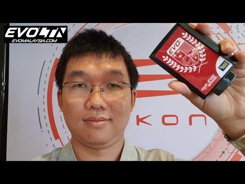Efkon E-Tag replacement for TnG Smart Tag - KonOTR  EvoMalaysia.com