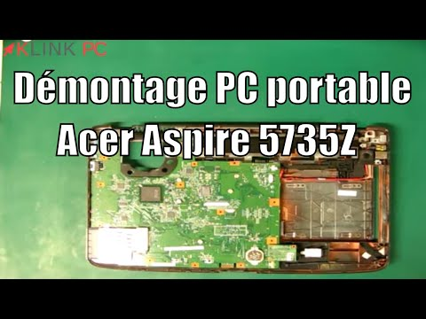 comment ouvrir acer aspire one