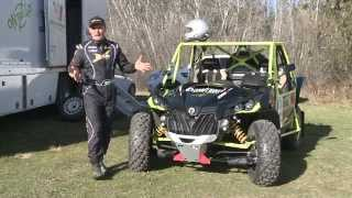 1. ARC | Can-Am Off-Road | What is a rally spec Maverick 1000 X ds Turbo (with Michael Guest)