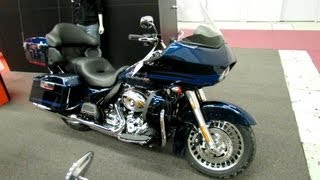 5. 2012 Harley-Davidson Touring Road Glide Ultra at 2012 Montreal Motorcycle Show