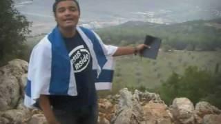 Toma Tu Lugar - Marcos Brunet En Israel