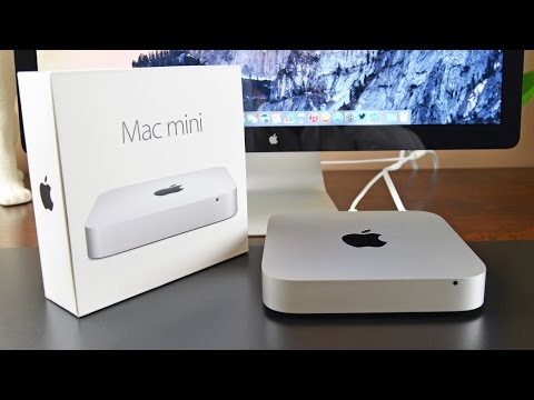 mini - Unboxing and Review of the cheapest Mac Mini for Late 2014 with a Haswell processors, 802.11ac WiFi, and Thunderbolt 2. Includes benchmarks, gaming, and speaker tests. Pricing & Availability:...