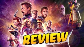 Avengers: Endgame | Review! by Clevver Movies