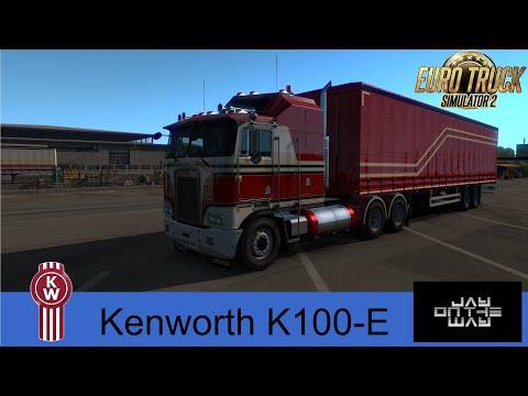 Kenworth k100 ETS2 v1.2.1