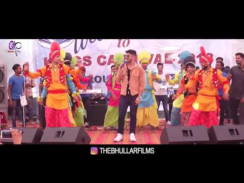 Diamond - Gurnam Bhullar Live // Hit Song 2018 // Official video // Latest Punjabi Song 2018