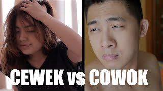 Video CEWEK vs COWOK MP3, 3GP, MP4, WEBM, AVI, FLV Juli 2018