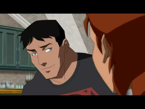 Young Justice season 3 Conner proposes to Megan