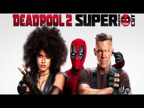 Deadpool 2 película completa en español