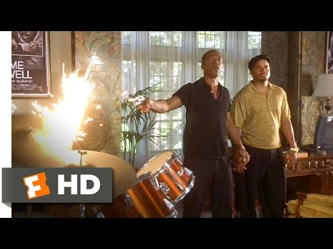 Bowfinger (2/10) Movie CLIP - Spearchucker Says Hello! (1999) HD