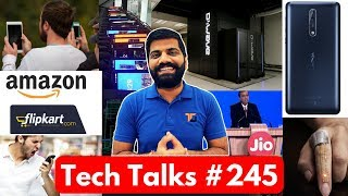 Visit Tectotron: https://www.tectotron.com/New Channel: https://goo.gl/Jz6p5KNamaskaar Dosto, Tech Talks ke is Episode mein maine aapse kuch interesting Tech News Share ki hai jaise Xiaomi Mi Max 2, Head Less VR, Note 7 recovery, Jio Largest Operator, Nokia 8 Sale aur bahut kuch. Mujhe umeed hai ki yeh video aapko pasand aayega.Share, Support, Subscribe!!!Subscribe: http://bit.ly/1Wfsvt4Android App: https://technicalguruji.in/appYoutube: http://www.youtube.com/c/TechnicalGuruji Twitter:  http://www.twitter.com/technicalgurujiFacebook: http://www.facebook.com/technicalgurujiFacebook Myself: https://goo.gl/zUfbUUInstagram: http://instagram.com/technicalgurujiGoogle Plus: https://plus.google.com/+TechnicalGurujiWebsite: https://technicalguruji.in/Merchandise: http://shop.technicalguruji.in/About : Technical Guruji is a YouTube Channel, where you will find technological videos in Hindi, New Video is Posted Everyday :)