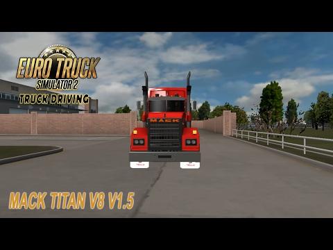 Mack Titan V8 [UPDATES]