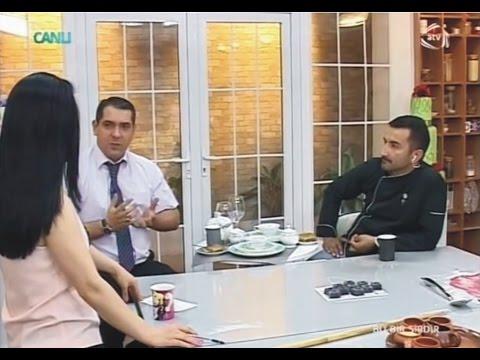 NLP Ustadı Babək Bayramov ATV-də,