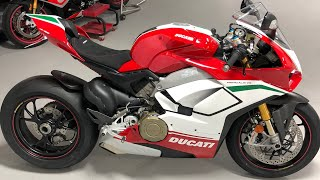 5. DELIVERY DAY!  DUCATI PANIGALE V4 SPECIALE $47,995 Superbike
