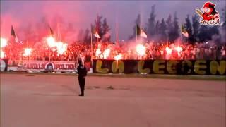 COUPE DE LA CAF . ULTRAS POLINA 2010 1ER CRACKAGE