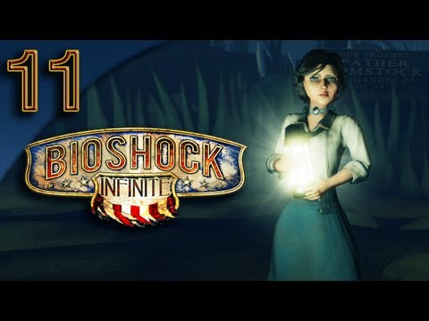 Mr. Odd - Let's Play Bioshock Infinite Part 11 - The Hall of Heroes Exhibit Has Some Surprises