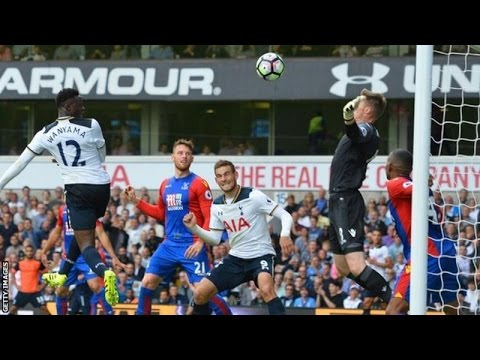 Tottenham Hotspur vs Crystal Palace • Premier League Highlights 20/08/2016