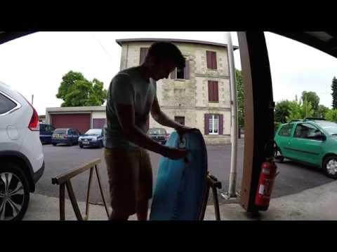 Official GoPro Bodyboard Mountage (видео)