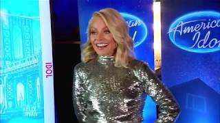 "Video Kelly Ripa Auditions for ""American Idol"" MP3, 3GP, MP4, WEBM, AVI, FLV Desember 2018"