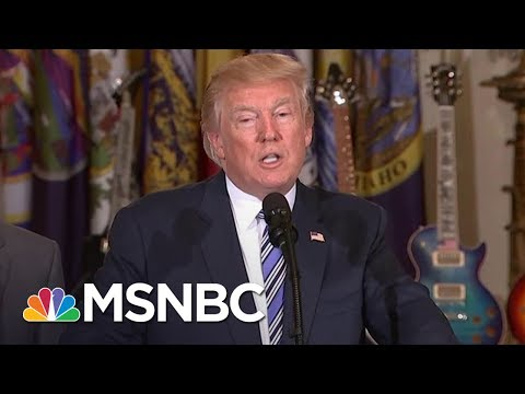 President Donald Trump: Last Night's Failure An Ominous Sign For White House | Morning Joe | MSNBC