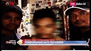 Video Wajah Tersangka HS! Pembunuh 1 Keluarga yang Ternyata Saudara Korban - BIP 16/11 MP3, 3GP, MP4, WEBM, AVI, FLV November 2018