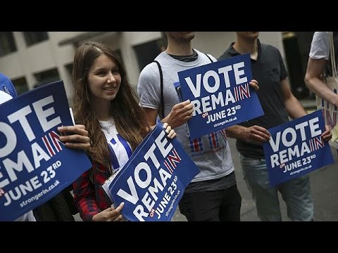 Brexit: Κάμερον – Κόρμπιν και Στέρτζιον ενώνουν τις δυνάμεις τους υπέρ του Remain