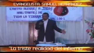 Samuel Hernández   Artimañas De Satanas Y Revelacion Del Infierno