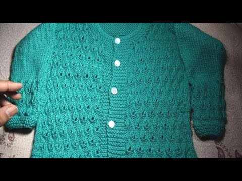 Knittind Baby Sweater Face Patterns In Hindi
