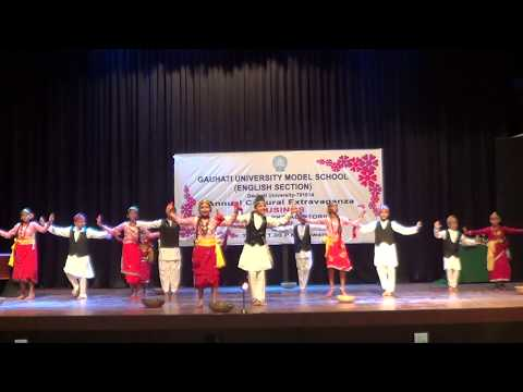 Video Nepali Jadio Axomiya Moi Assamese Dance Performance Choreographed by Maram-Maina download in MP3, 3GP, MP4, WEBM, AVI, FLV January 2017