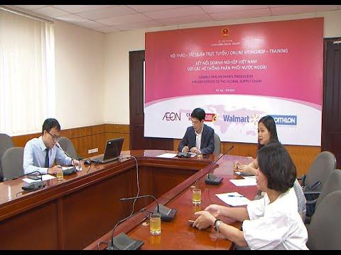 Kết nối doanh nghiệp Việt Nam với Tập đoàn phân phối nước ngoài ngành hàng phi thực phẩm