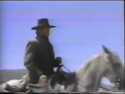 High Plains Drifter Promo WGN 9 Chicago 1991