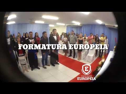 Formatura Europeia 1
