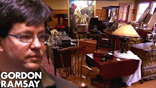 Delusional Owner's '$300k' Art Collection Is Actually Worth $25k! | Hotel Hell by Gordon Ramsay