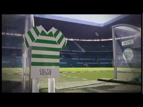 Video: The Celtic Football Club Third Kit by Nike