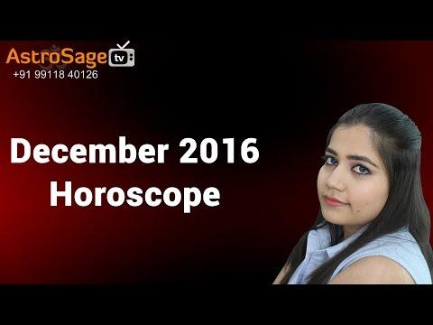 December 2016 Horoscope Prediction
