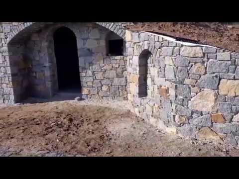 video ..pohled po zemních prácích